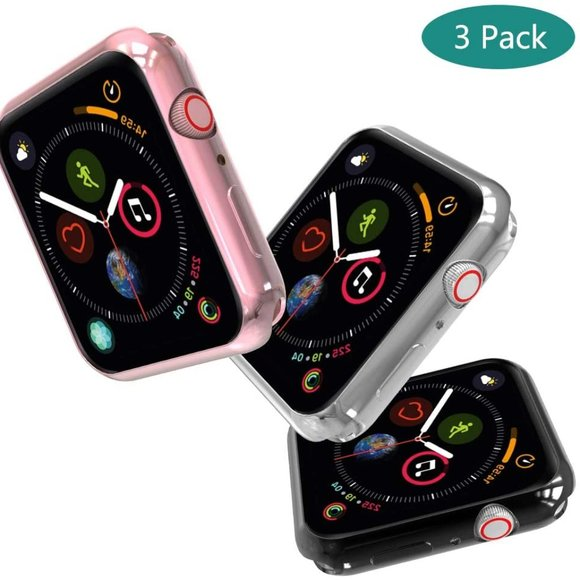3 Pack ALL-Round Cover FOR Apple Watch